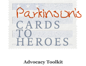 Parkinson's Cards to Heroes Toolkit