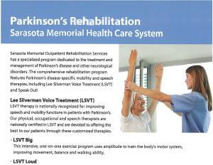 Sarasota Memorial Health Brochures